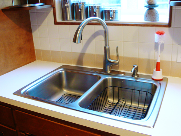 Kitchen Faucet After