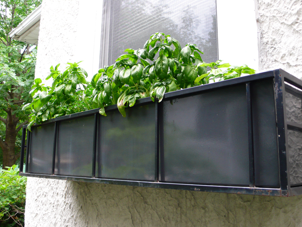 Built-In Window Boxes | Rather Square