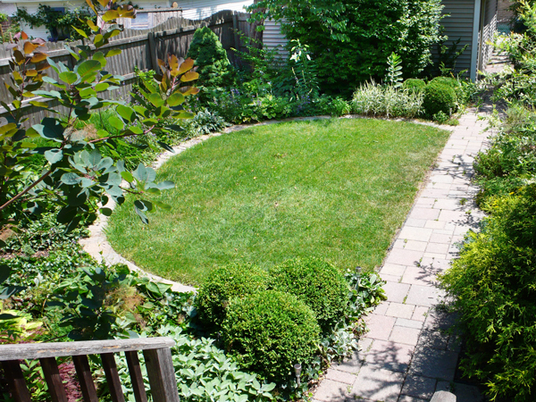 Backyard Garden | Rather Square