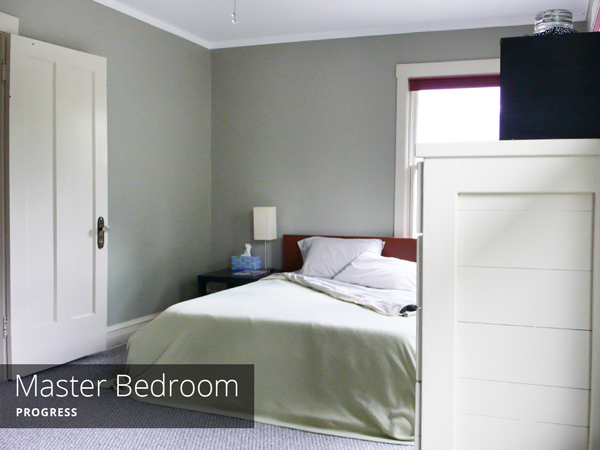 Painting the Master Bedroom | Rather Square