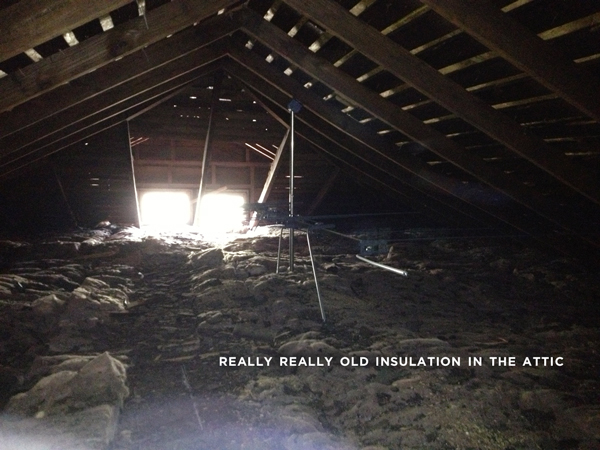 Attic Insulation | Rather Square