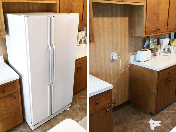 refrigerator water hookup Cold or hot water supply for fridge ice maker  i would still hook up to cold water  a domestic household refrigerator, for the icemaker & water.