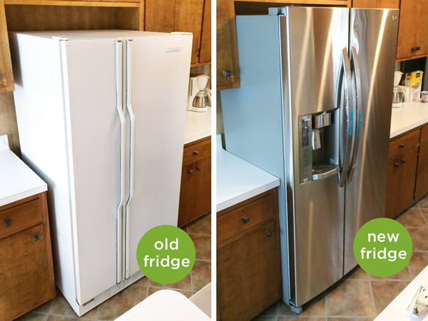hook up fridge ice maker When i went to install it i found the maker i bought would not hook up to older model should have bought fridge with ice maker kenmore 08560 white icemaker kit.