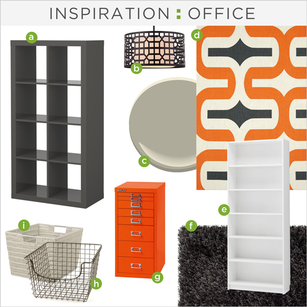 Designing our Home Office | Rather Square