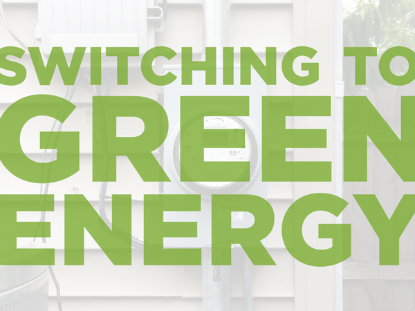Switching to Green Energy | Rather Square