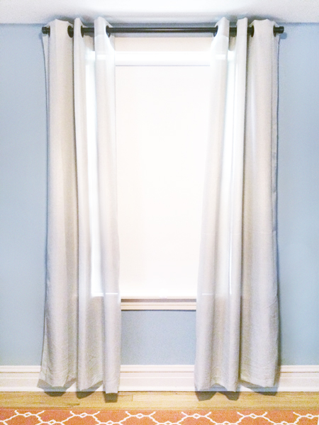 Updating Curtains in a Nursery | Rather Square