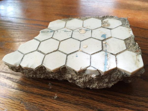 Old Hex Tile   Rather Square