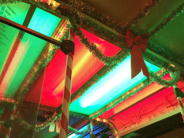 Riding the Holiday Train | Rather Square