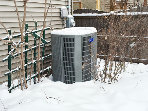 choosing an energy efficient furnace for an old house