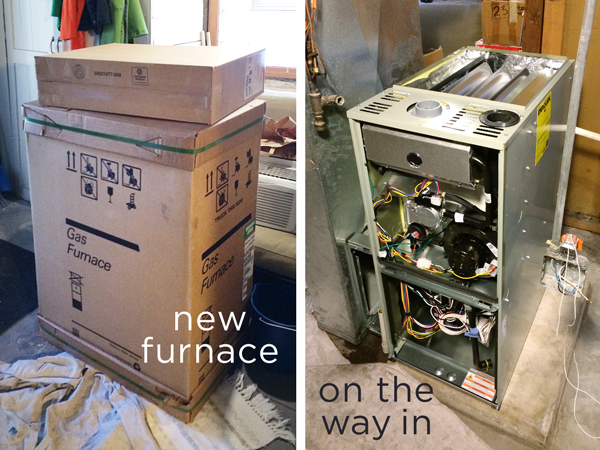 Choosing an Energy Efficient Furnace for an Old House | Rather Square